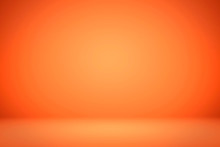 Abstract Orange Background Layout Design,studio,room, Web Template ,Business Report With Smooth Circle Gradient Color