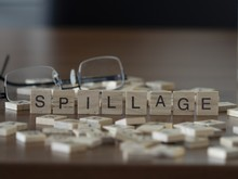 Spillage The Word Or Concept R...