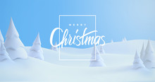 Merry Christmas. Winter Holida...
