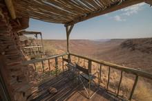On The Etendeka Plateau With V...