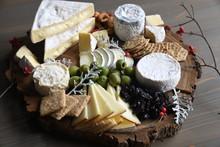 Cheese Board Spread