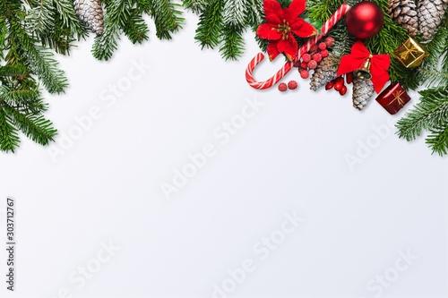 Fototapeta Christmas. obraz na płótnie