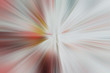 canvas print picture - Abstract multicolored zoom effect background. Digitally generated image. Rays of versicolor light. Colorful radial blur, fast speed zooming motion, sunburst or starburst. Use for Banner Background