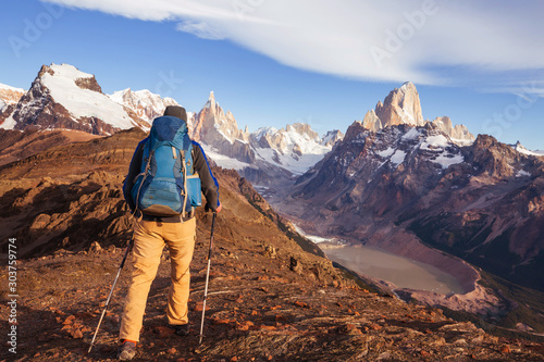 Photo Hike in Patagonia