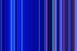 canvas print picture - blue dark background backdrop stripe. art texture.