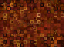 G. Klimt Color And Pattern The...