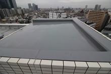 マンションの屋上防水と眺望