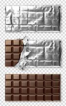 Tablettes De Chocolat Vectorie...