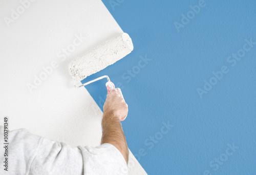 Cuadros en Lienzo  Wand streichen