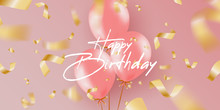 Happy Birthday Card Template W...