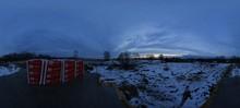 Winter European Landscape 8K H...