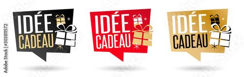 Fotografía Idée cadeau
