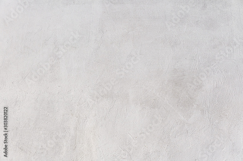 Fotografía Rough white relief stucco wall texture background