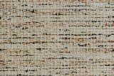 Furniture fabric texture with pattern, brown texture background.