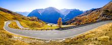 Grossglockner Mountain In Aust...