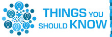 Things You Should Know Blue Do...