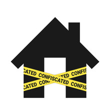 House Is Labelled As Confiscat...