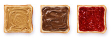 Toasts With Chocolate Butter, ...
