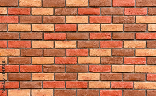 Fototapeta cegła  decorative-brick-wall