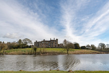 Ripley Castle In North Yorkshi...