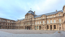 The Louvre Museum Is The World...