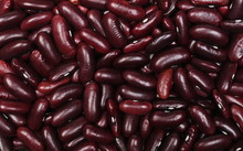 Red Kidney Beans Background An...