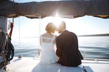 Beautiful Wedding Couple On Ya...