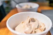 Soft Serve Vanilla Ice Cream B...