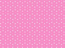 Colorful Pink Rose Pattern Bac...