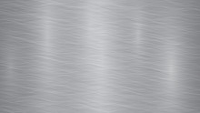 Abstract Metal Background With...