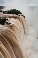 Low Shutter Speed Waterfall
