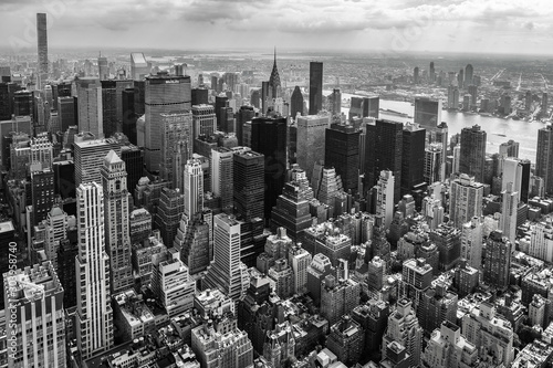 Foto Murales new york skyline