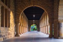 Stanford University Romanesque...
