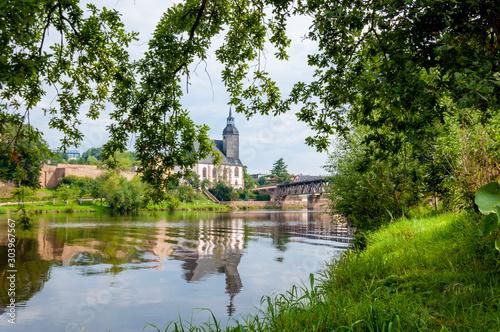 Rochlitz Schloss, Muldental  - Grimma,  Leipzig, Sachsen