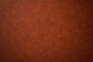 茶色の革調のビンテージな紙素材