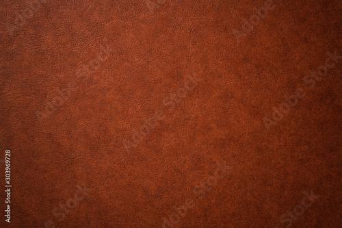 Foto 茶色の革調のビンテージな紙素材