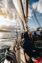 Sailing In The Pacific North W...