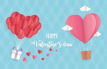 Happy Valentines Day Origami B...