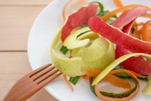 果物と野菜の皮 フー...