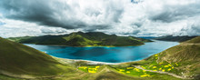 Yamdrok, The Holy Lake Of Tibet