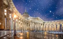 Kazan Cathedral Or Kazanskiy K...