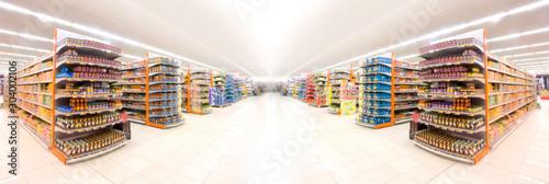 Cuadros en Lienzo Supermarket