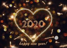 Biglietto Di Auguri Per L'anno Nuovo
