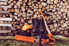 Woodcutter Equipment - The Woo...