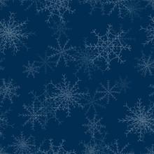 Seamless Repeating Christmas S...