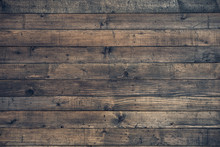 Dark Brown Wooden Background. ...