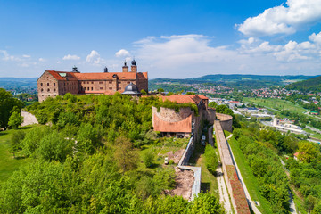 Plassenburg castle of Kulmbach