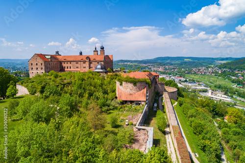 Photo  Plassenburg castle of Kulmbach
