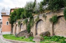 Aurelian Walls. Ancient Roman ...