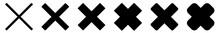 Cross Icon Black | Crosses | C...